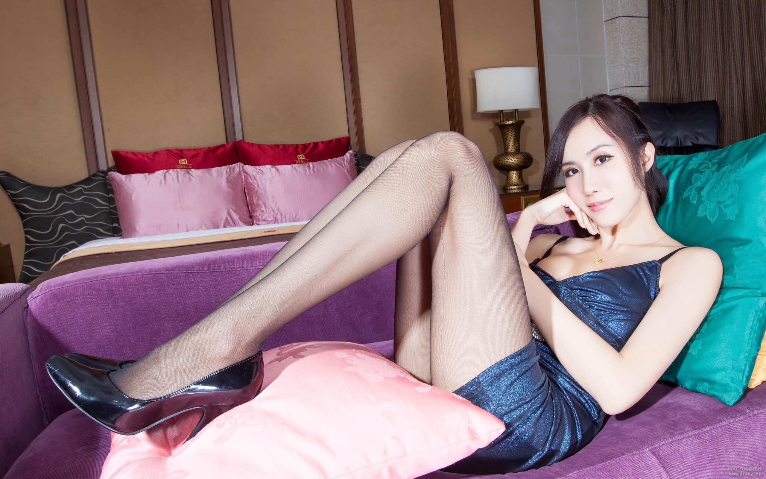 台湾美腿美女